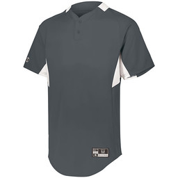 Holloway Game7 Two-Button Baseball Jersey -221024