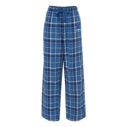 Burbank Softball Boxercraft - Flannel Pants With Pockets - F20