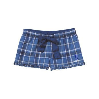 Burbank Softball Boxercraft - Women's VIP Ruffled Bitty Boxer - C41