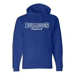 Burbank Softball Premium Hooded Sweatshirt