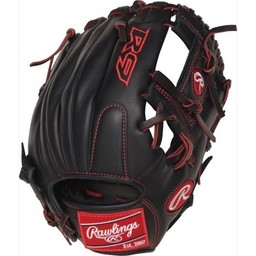 "Rawlings R9 Series 11.25"" Pro Taper Infield Baseball Glove - R9YPT2-2B"