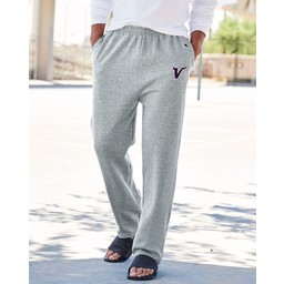 VHS Baseball Champion - Double Dry Eco Open Bottom Sweatpants with Pockets - P800