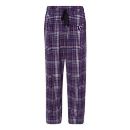 VHS Baseball Boxercraft - Flannel Pants With Pockets - F20