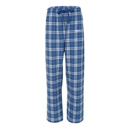 Burbank Baseball Boxercraft - Flannel Pants With Pockets - F20