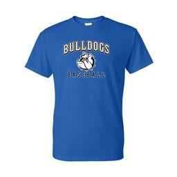 Burbank Baseball Gildan - DryBlend 50/50 T-Shirt - 8000