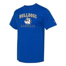 Burbank Baseball  Champion - Premium Fashion Classics Short Sleeve T-Shirt - CP10