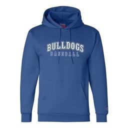 Burbank Baseball  Champion - Double Dry Eco® Hooded Sweatshirt - S700