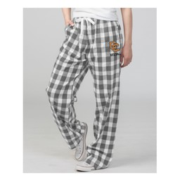 Castaic Baseball Boxercraft - Unisex Flannel Pants With Pockets - F20