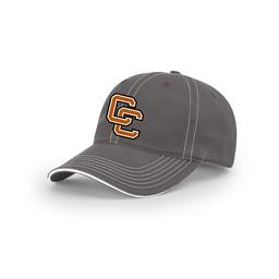 Castaic Baseball Richardson 325 Charcoal/White Cap