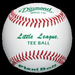Diamond Little League Synthetic Tee Ball -DFX-LC1 LL