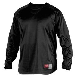 Rawlings Youth Dugout Fleece Pullover - YUDFP2
