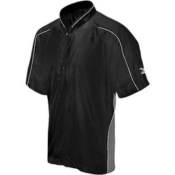 Mizuno Premier Piped G4 Youth Batting Cage Jacket - 350323