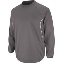 Majestic Therma Base Tech Youth Fleece Trainer - I76Y