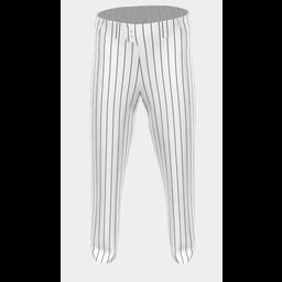 Wildcats Baseball Varsity 2020 Custom Pinstripe Pants