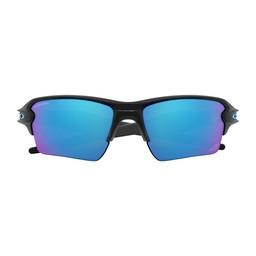 Oakley Carolina Panthers Flak® 2.0 XL Matte Black/Prizm Sapphire  -OO9188-C159