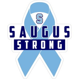 Saugus Strong Window Decal