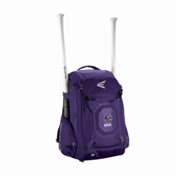 Chavez Softball Easton Walk-off Purple Backpack  with Embroidery