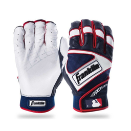 Franklin Sports MLB Powerstrap Batting Glove Youth - 2042