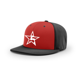 Cinco Richardson PTS20 Alternate  Black/Red Cap