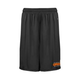 Playa Vista Orioles Badger B-Core Pocketed Shorts - 4119 Adult