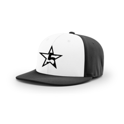 Cinco Player Richardson PTS20 Alternate  Black/White Cap