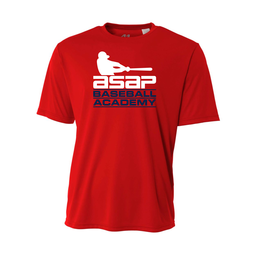 ASAP Baseball A4 Cooling Performance Shirt - N3142 Red