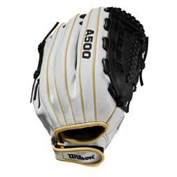 """Wilson A500 Siren 11.5"""" Infield Softball Glove- WTA05RF20115"""