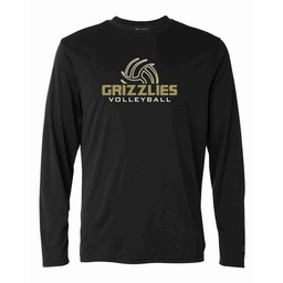 GV Boys Volleyball-  Champion Double Dry® Performance Long Sleeve Shirt
