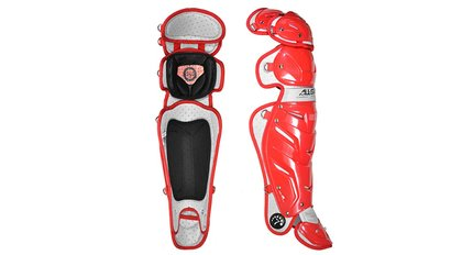 Baseball Catcher Leg Guards