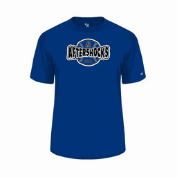 Aftershocks Youth Performance Jersey Royal