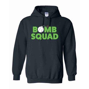 Bomb Squad Adult Cotton Hoodie