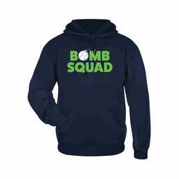 Bomb Squad Youth Performance Hoodie