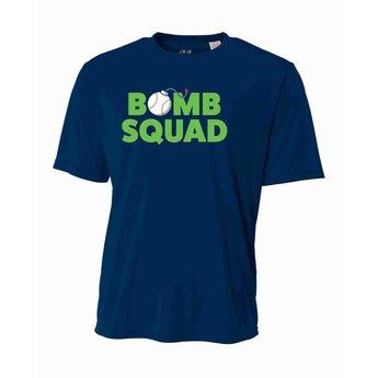 Bomb Squad Adult Performance Tee