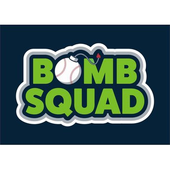 Bomb Squad Car Decal