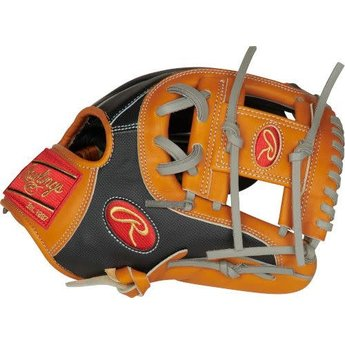 "Rawlings Heart of the Hide 11.5"" Infield Baseball Glove -PRO204-2TSS"