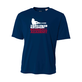 ASAP Baseball A4 Adult Navy Performance Jersey