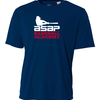 A4 ASAP Baseball A4 Youth Navy Performance Jersey