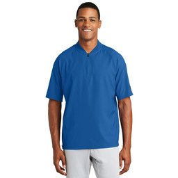 New Era® Cage Short Sleeve 1/4-Zip Jacket -NEA600