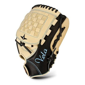 All Star Vela THREE FING3R Series Fastpitch Glove: FGSBV-12