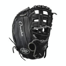 "Louisville Slugger Omaha 13"" First Base Glove - WTLOMLB17BM"