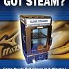 Bagger Sports Glove Break-In: Steam and Break-In