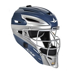 All-Star System Seven Youth Two Tone Catching Helmet - MVP2510TT
