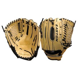 Easton Natural Elite Fastpicth 12.5 inch Glove - NEFP12 Left Hand Throw