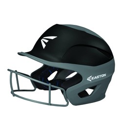 Easton Prowess Grip Fastpitch Two Tone Batting Helmet w/ Mask- A16850