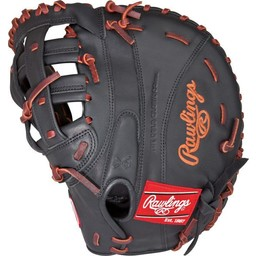 "Rawlings Gamer 12.5"" Fastpitch Softball First Base Mitt - GSBFBM"