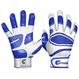 Cutters Power Control Batting Gloves Youth - B440
