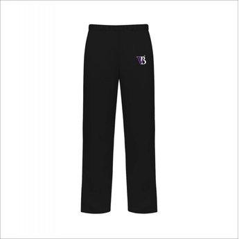 Blaze Baseball Academy - Badger  1478 - Open Bottom Pant