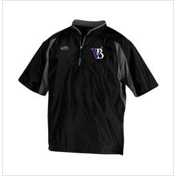 Blaze Baseball Academy - Rawlings Mens Short Sleeve Jacket - TOCCJ