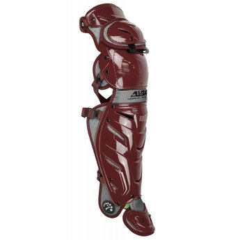 All Star S7 AXIS Adult Leg Guards - LG40WPRO