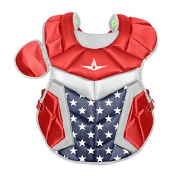 "All-Star S7 AXIS Pro Stock Chest Protector 15.5"" - CP1216S7X"